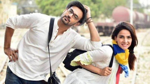 Saba Qamar and Zahid Ahmed are reuniting for a cute love story this Eid