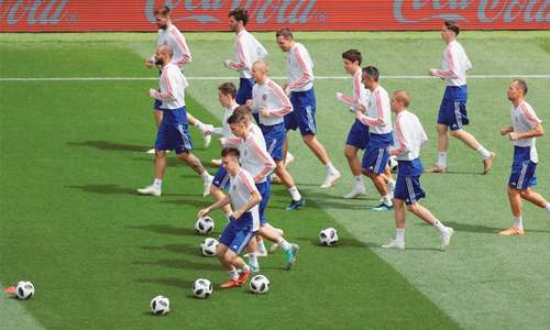 Russia have point to prove as they take on Saudi Arabia in World Cup opener