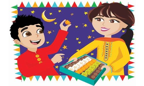 Eid, a celebration of blessings
