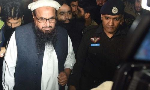 Pakistan's most wanted men and entities
