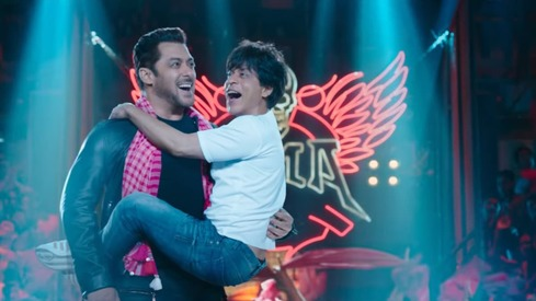 Salman Khan and Shah Rukh Khan dance their hearts out in the new Zero teaser