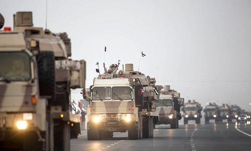 4 UAE troops killed in battle to retake Yemen's port city Hodeida