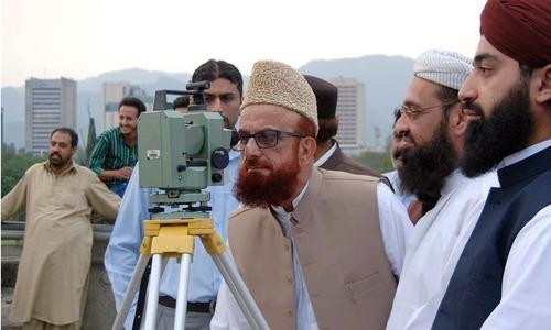 Shawwal moon not sighted, Pakistan to celebrate Eidul Fitr on Saturday
