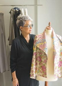 THE ICON INTERVIEW: THE DOYENNE OF FASHION