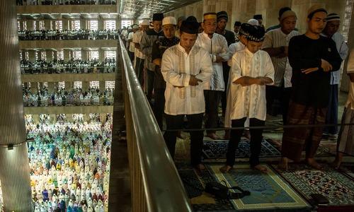 بیشتر ممالک میں عیدالفطر کا پہلا روز