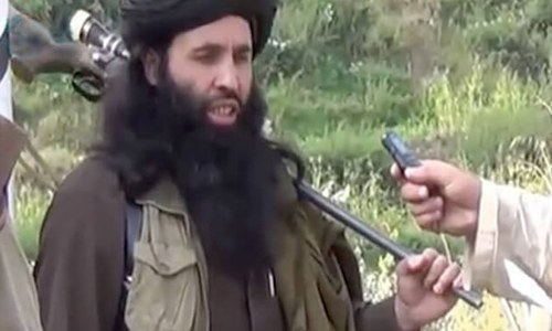 Afghan president telephones Gen Bajwa to confirm killing of Mullah Fazlullah in drone strike
