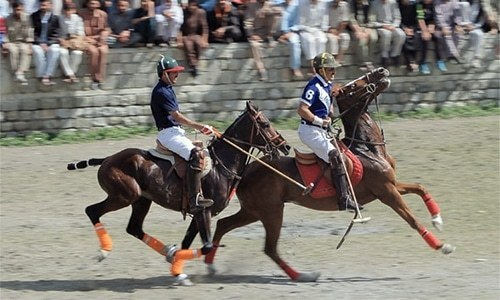 Footprints: Polo Super League, anyone?