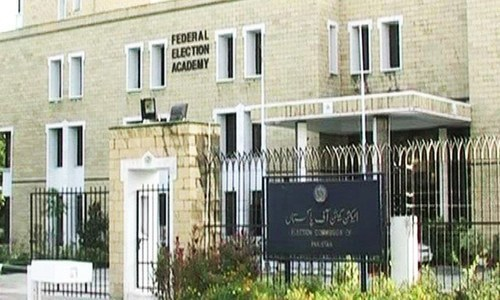 ECP sets aside BHC order on Quetta constituencies