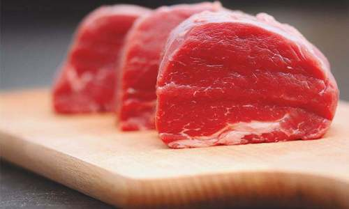 Meat prices skyrocket before Eid