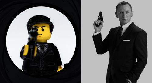 Is James Bond joining the LEGO franchise?