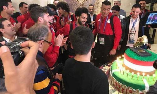 ورلڈ کپ میں محمد صلاح کی یادگار سالگرہ