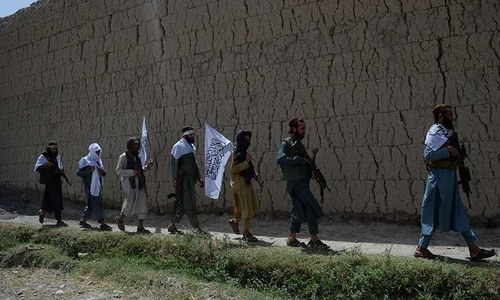 Afghan Taliban tell fighters to stay at posts after attack during ceasefire