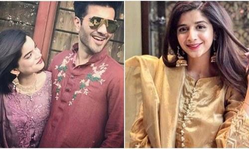 پاکستانی اسٹارز نے عید پر کیسے ملبوسات پسند کیے؟