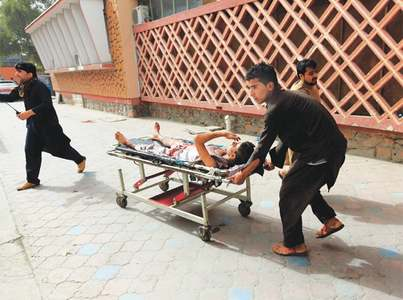 Taliban rule out truce extension as suicide attack kills 18
