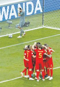 Classy Belgium outclass debutants Panama