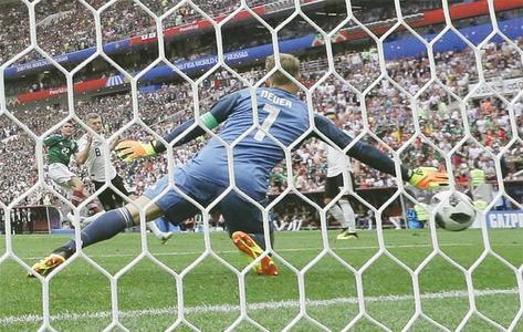 Germany facing similar fate as three past European world champions