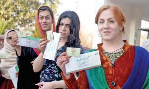 Nadra told to help transgender community members get CNICs