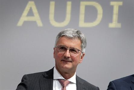 Audi chief executive arrested in dieselgate probe
