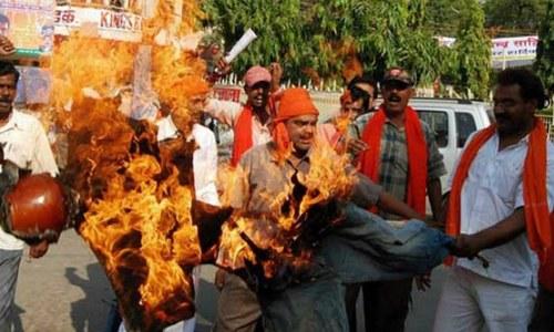وشوا ہندو پریشد، راشٹریہ سیوک سنگ عسکریت پسند تنظیمیں قرار