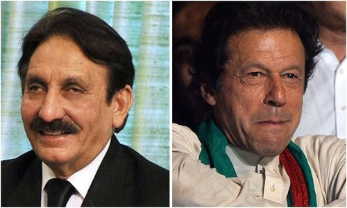 Iftikhar Chaudhry returns as Imran Khan's chief tormentor, challenges PTI leader's election eligibility