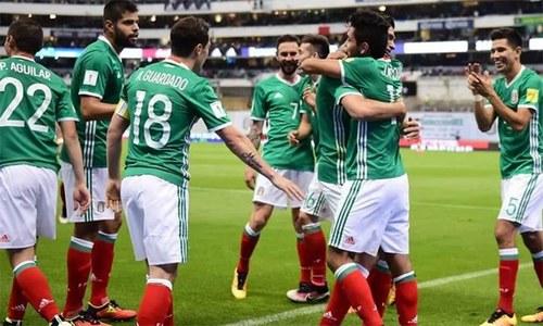 جب فٹبال ورلڈ کپ میچ کے نتیجے میں میکسیکو میں 'زلزلہ' آگیا