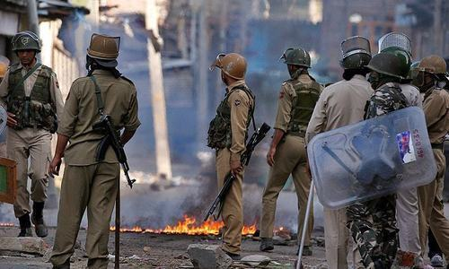 بھارتی فوج کی فائرنگ سے مزید 3 کشمیری نوجوان جاں بحق
