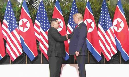 Trump-Kim summit is another step forward
