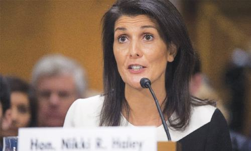 US leaving UN's Human Rights Council, cites anti-Israel bias