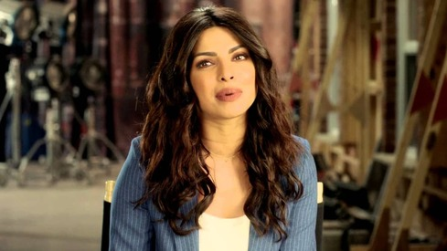 Priyanka Chopra is writing a book and it's Unfinished