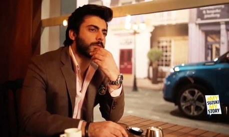 Fawad Khan recounts his favourite Suzuki memory and we can relate
