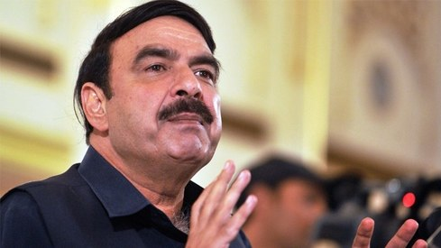 So Sheikh Rasheed said that everyone in Pakistan's film industry is worse than pimps