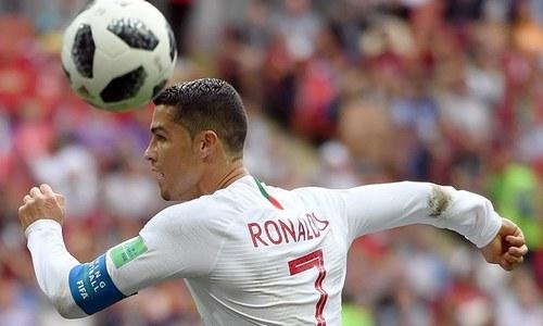 ورلڈ کپ فٹ بال:پرتگال، یوراگوئے کامیاب، مراکش، سعودی عرب ایونٹ سے باہر