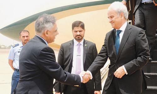 Caretaker PM vows to take all-out steps to ensure free, fair polls