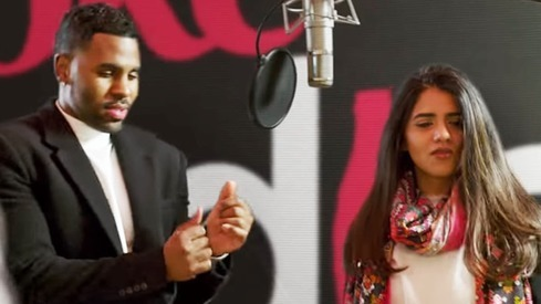 Jason Derulo wanted QB's rendition of his Fifa anthem to be 'as Pakistani as possible'