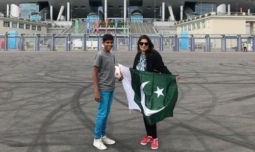 ورلڈ کپ میں برازیل، کوسٹاریکا کے میچ کا ٹاس پاکستانی بچہ اچھالے گا