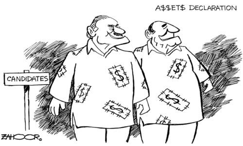 Cartoon: 22 June, 2018