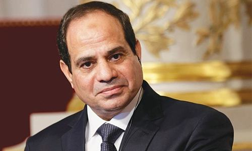 Trump's adviser, Sisi discuss Israel-Palestinian peace process