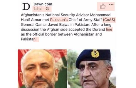 Fake Facebook post posing as Dawn.com attempts to mislead public
