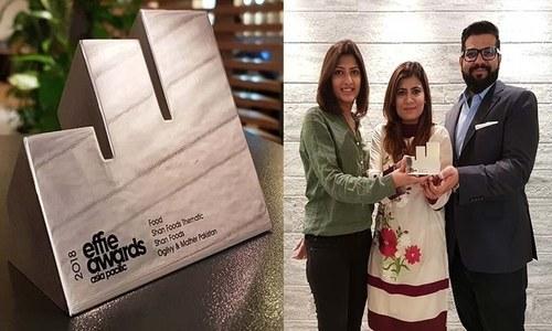 Shan Foods wins big at the Effie Awards 2018