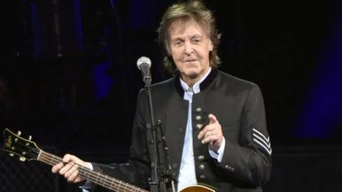 Paul McCartney ready to release his 17th solo album