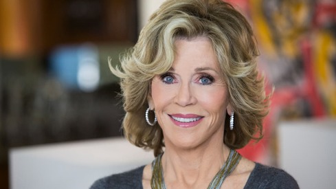 Jane Fonda will be honoured with a Lifetime Achievement award