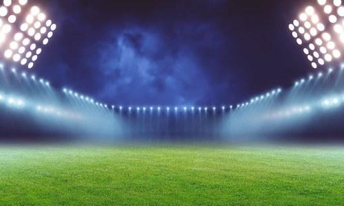 کرکٹ کے 11 کھلاڑیوں کی منفرد فٹبال ٹیم