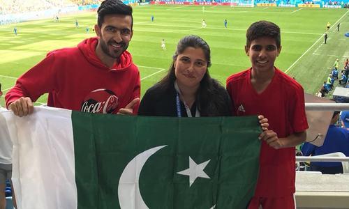 15سالہ احمد نے ورلڈ کپ میں پاکستان کیلئے تاریخ رقم کردی