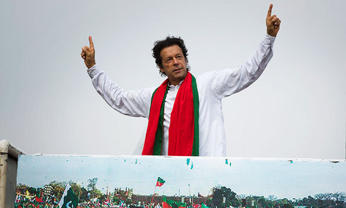 Imran Khan cleared to contest Karachi's NA-243 seat