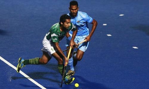 India trounce Pakistan 4-0 in hockey Champions Trophy opener