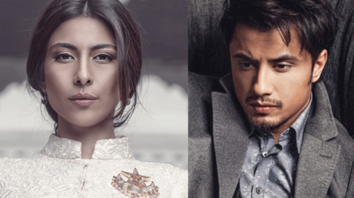 Ali Zafar files Rs1 billion defamation suit against Meesha Shafi