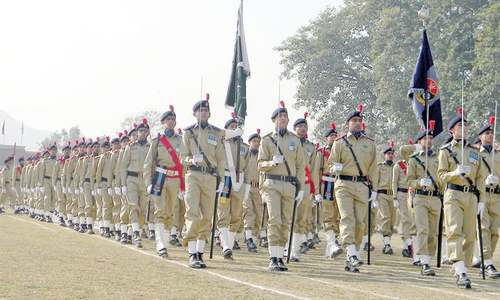 Hassanabdal Cadet College was 'first of its kind'