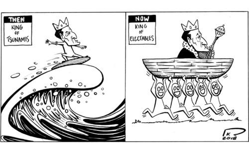 Cartoon: 24 June, 2018