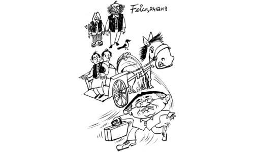 کارٹون : 24 جون 2018