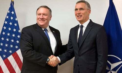 'ایران کو جوہری ہتھیار بنانے پر دنیا کا قہر برداشت کرنا پڑےگا'